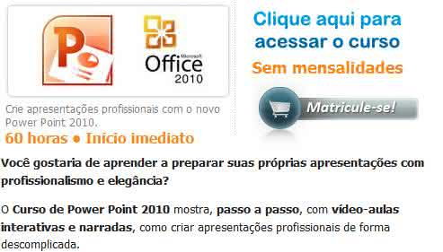 power point curso online