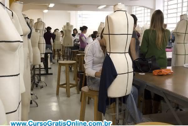 curso de moda