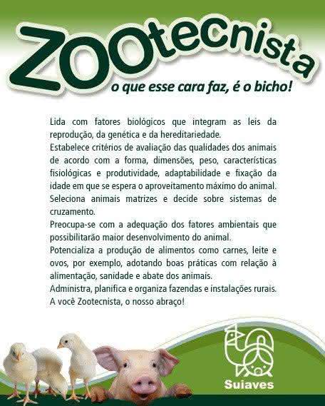 Curso De Zootecnia Zootecnista Emprego Salario E Faculdade Cursos Gratuitos