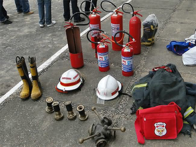 curso de bombeiro