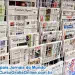 Lista dos Principais Jornais do Mundo na Internet