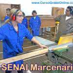 Curso de Marceneiro – Marcenaria SENAI
