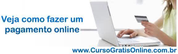 fazer pagamento online