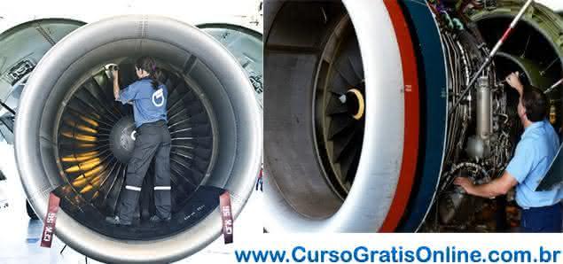 Mecânico de Aeronaves