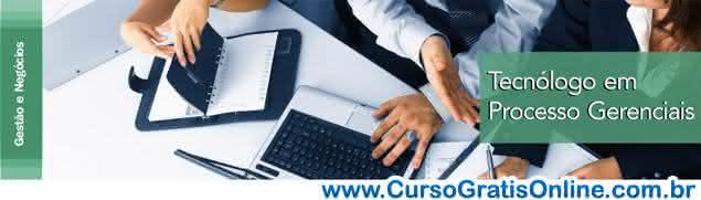 tecnólogo em processos gerenciais
