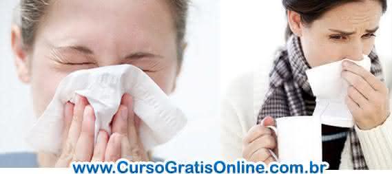 alergia inverno