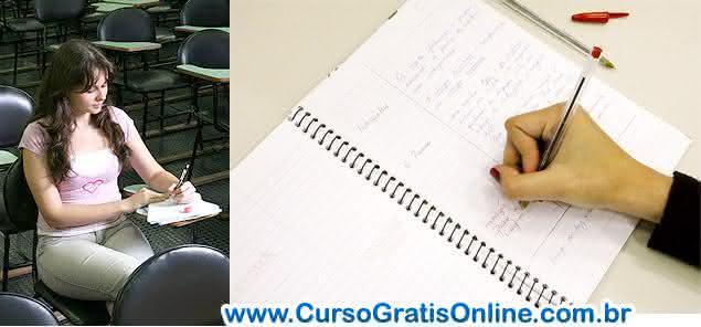 anotacoes em aula