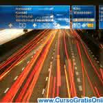 Autobahn na Alemanha, para quem gosta de velocidade!