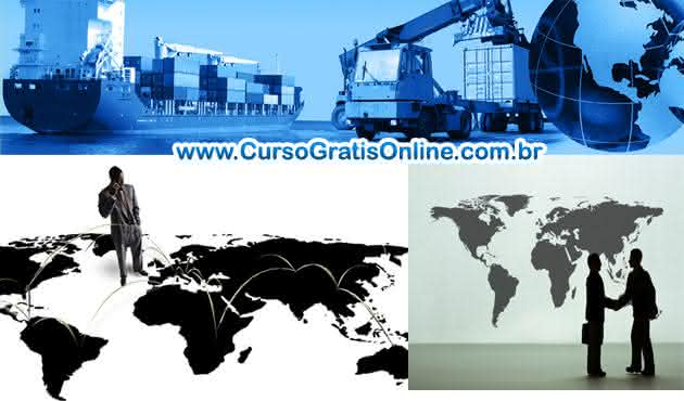 curso de comércio exterior