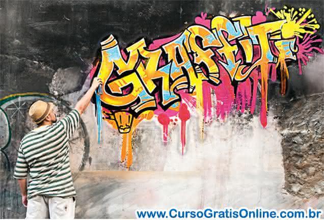 aprenda grafitar