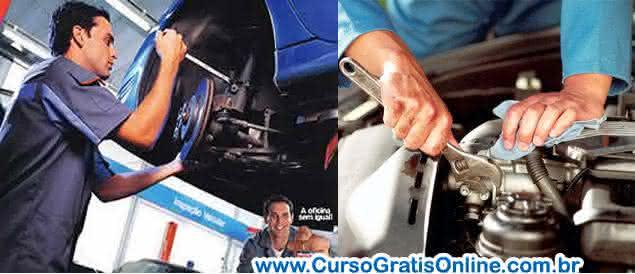curso de mecanico automotivo