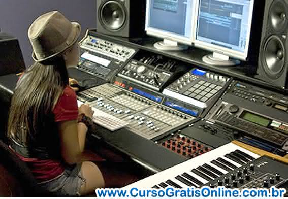 curso de produção fonográfica