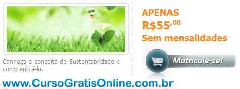 curso de sustentabilidade online