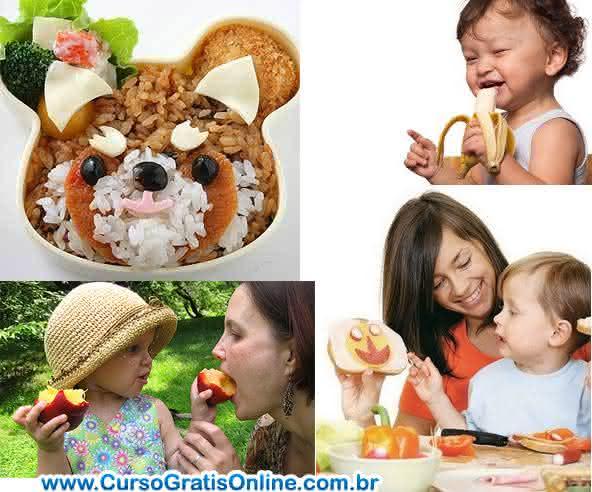 nutrição para crianças