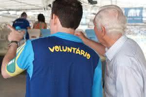 voluntário copa do mundo