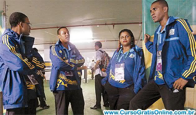 voluntário copa 2014