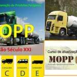 Curso MOPP com Certificado