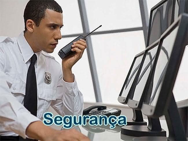 curso de segurança