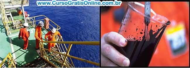 petróleo e gás curso online
