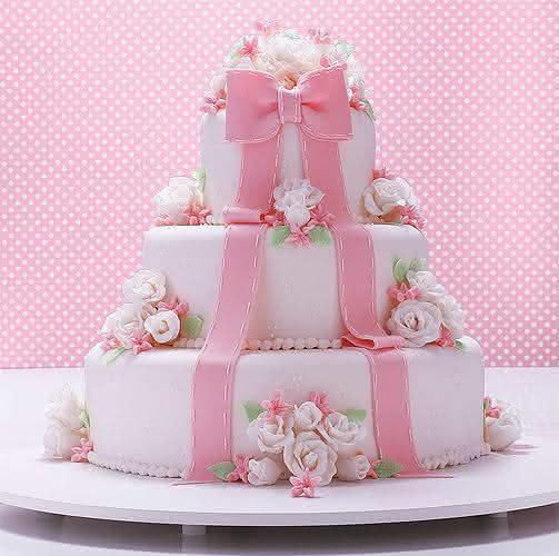 bolo decorado profissional