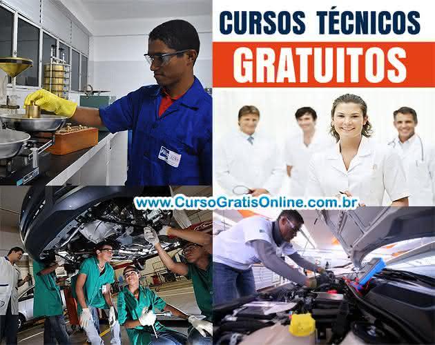 curso técnico no Brasil