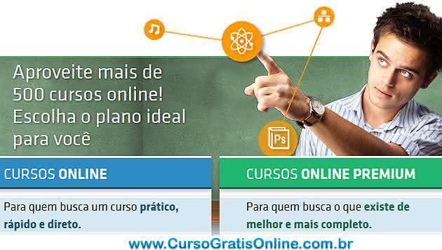 online cursos com certificado