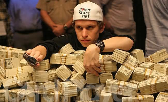 jogador de poker