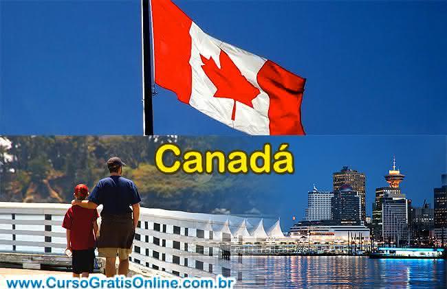 como estudar e trabalhar no Canadá
