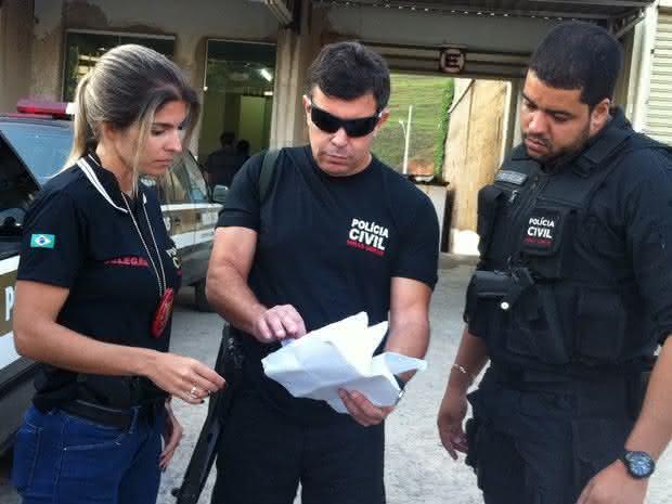 investigador da polícia civil