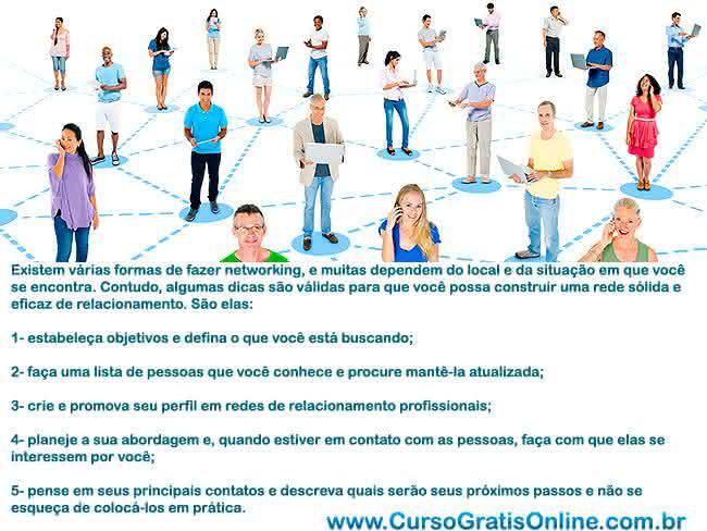networking o que é?