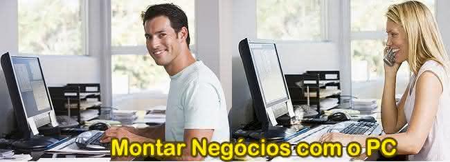 montar negócio com 1 computador