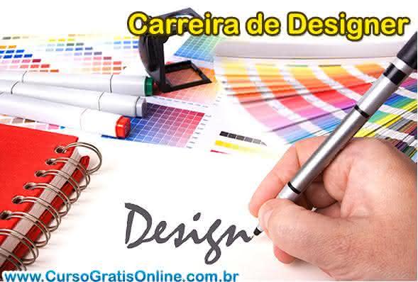 carreira de designer