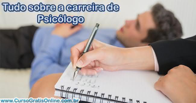 carreira de psicólogo