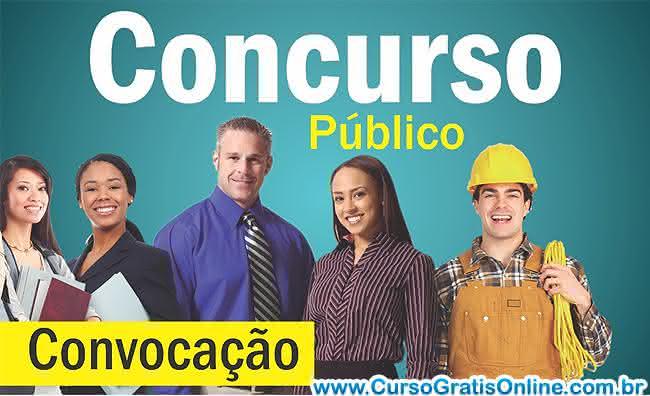 concursos públicos para administração