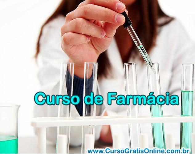 curso de farmácia