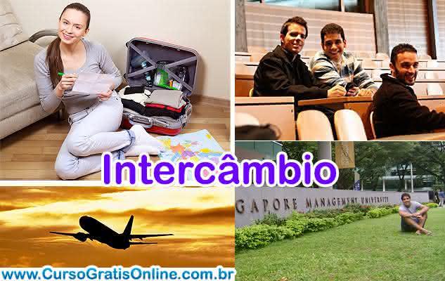 intercâmbio para brasileiros