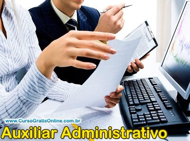 assistente de administração