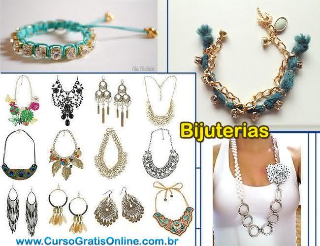como fazer bijuterias