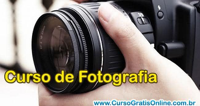 curso de fotografia grátis