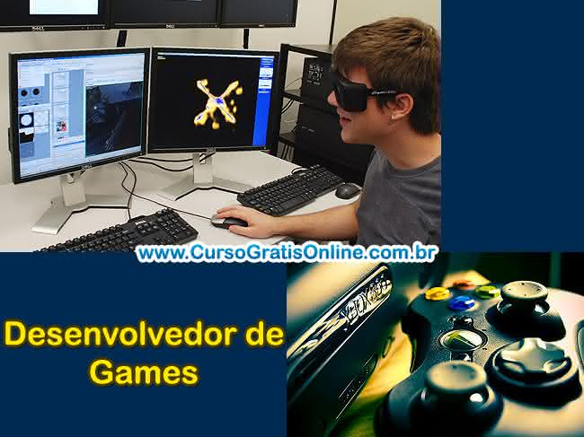 desenvolvedor de jogos