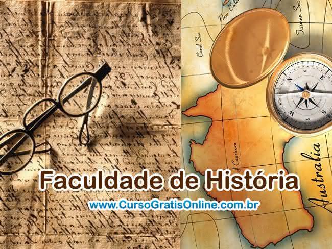 faculdade de história