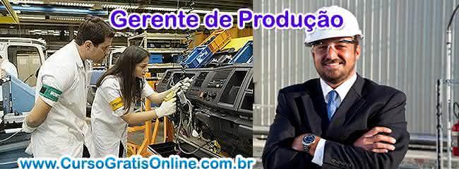 profissão gerente de produção