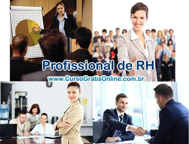 profissional de rh (recursos humanos)