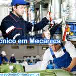 Curso Técnico em Mecânica Automotiva, Motos e Industrial