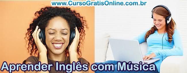 aprender inglês com música