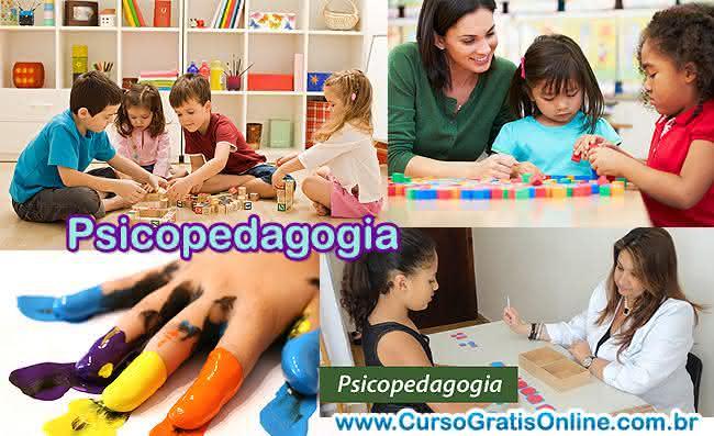 curso de psicopedagogia