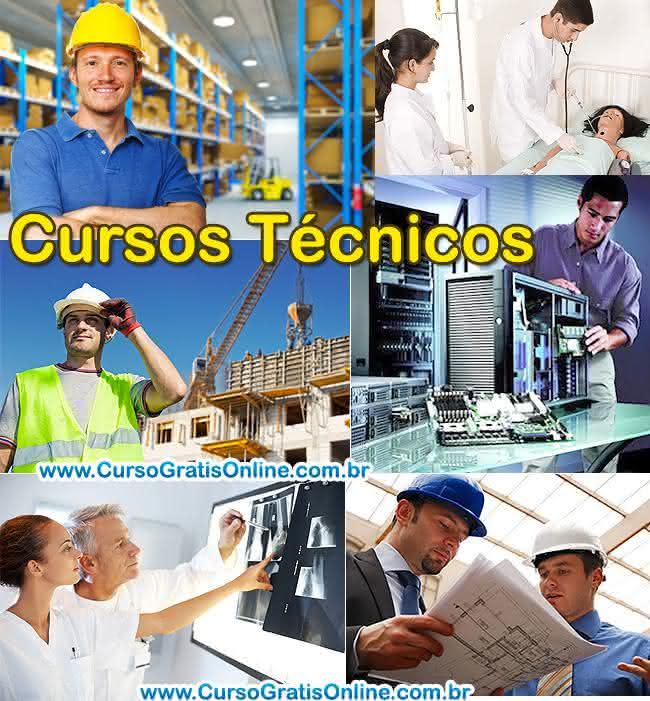 cursos técnicos no brasil