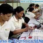Curso de Eletrônica SENAI – Inscrição e Informações