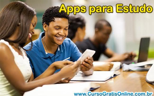 apps para estudo