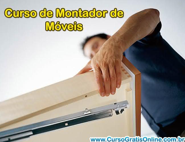 curso de montador de móveis